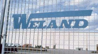 Weland 70 år